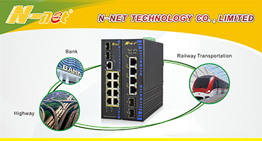 Black Technology——N-NET Auto Check POE Switch